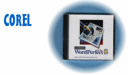 Example - Corel (Word Perfect Suite 8, $54.99)